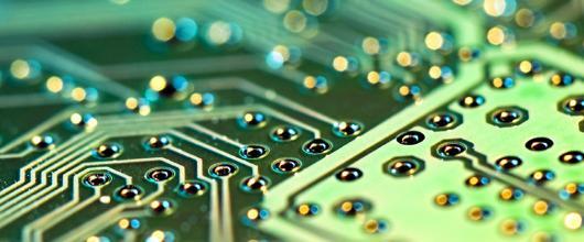 Computer Science circuit board